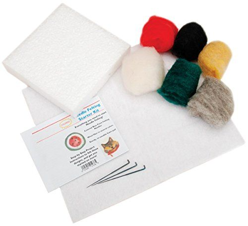 Beginner's Tutorials On How To Felt Wool