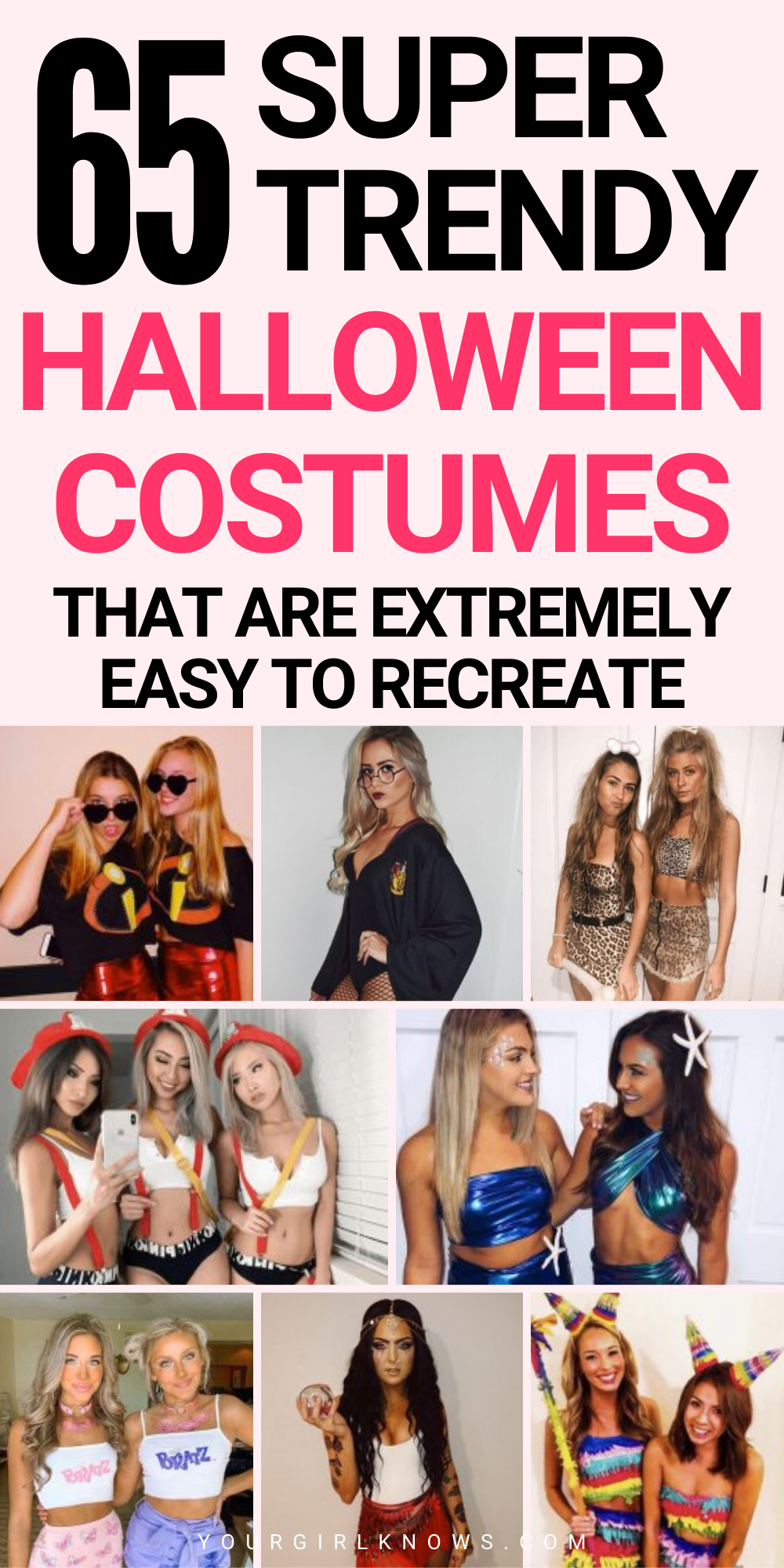 65 TRENDY Halloween Costumes You'll Get Obsessed W