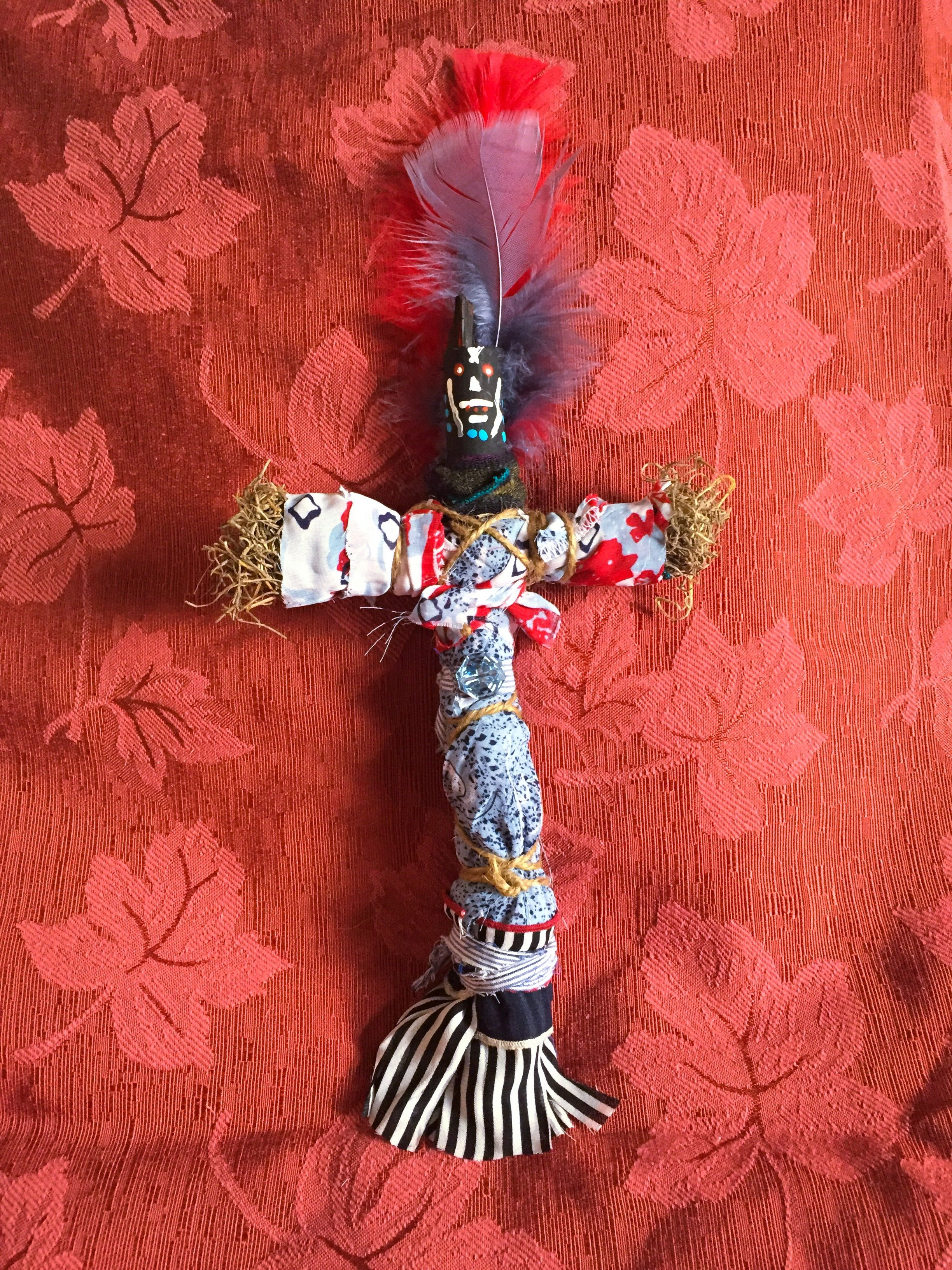 Authentic New Orleans Style Voodoo Doll (With images ...