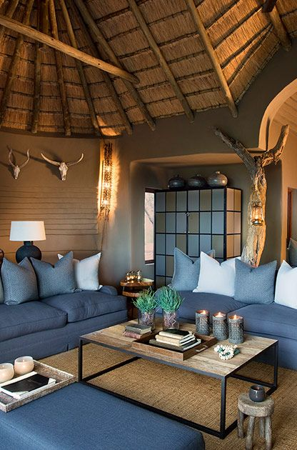 Home Interior Design Game Online: An Exclusive Family Safari Lodge In Madikwe