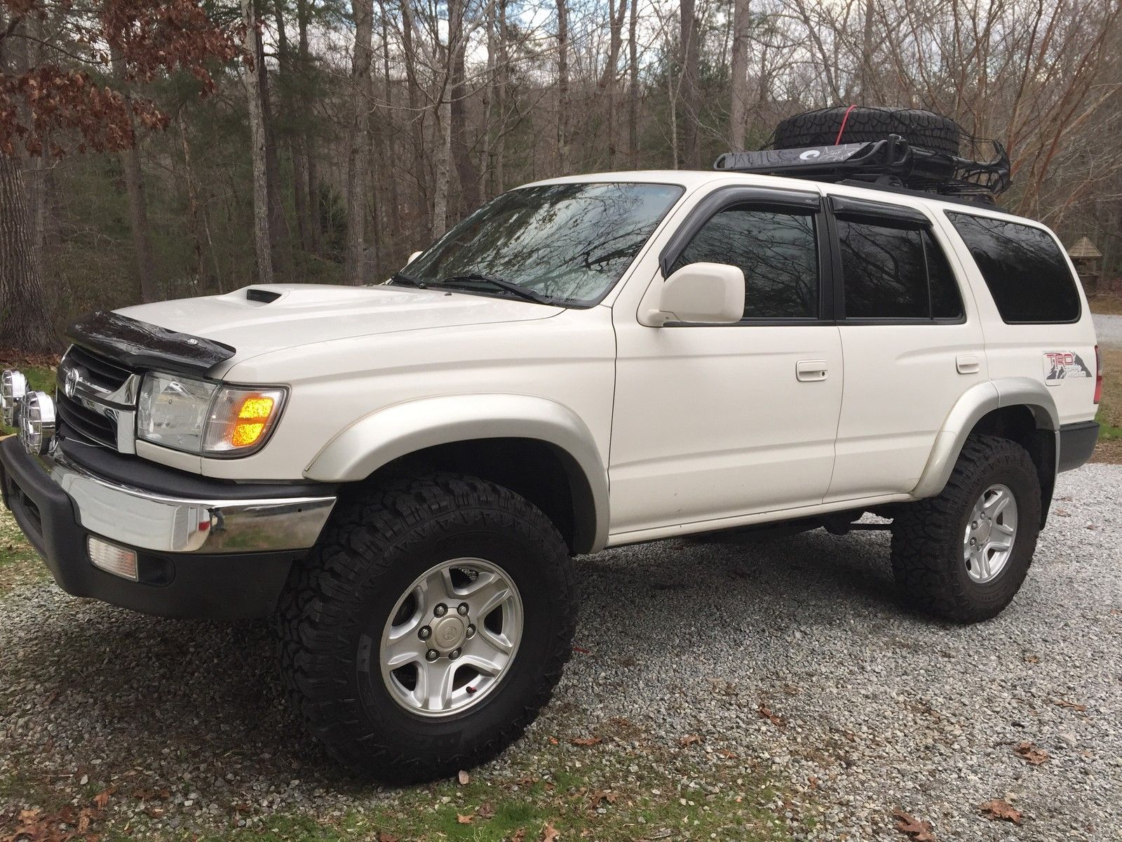 2001 Toyota 4runner Sr5 Salvage