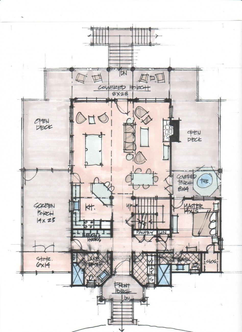 Architecture, Marvelous Floor Plan Design Ideas and Inspirations ...