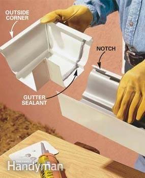 How To Install Gutters Dachrinne Dach Dekoration