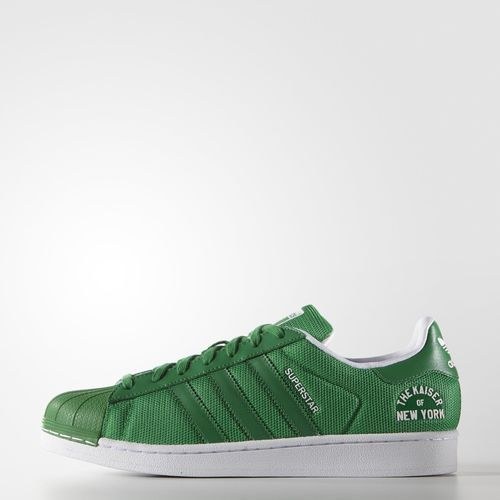 Zapatillas Casuales Superstar Beckenbauer - Green adidas ...