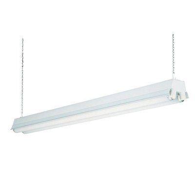 Lithonia Lighting 4 Fluorescent Shop Light Lithonia Lighting Strip Lighting Shop Lighting