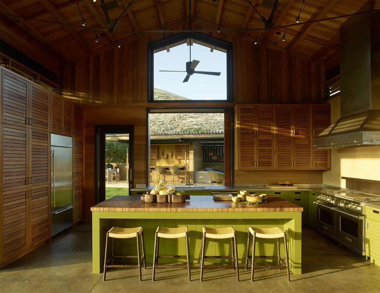 Excelente Da Cocina Kahului Ideas Ornamento Elaboración Festooning ...