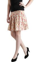 Nice skirt from ICHI (DK) <3 lovely!
