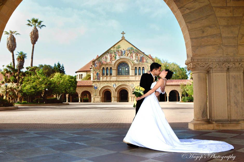 Stanford Wedding Photography For Landra Kevin Asked