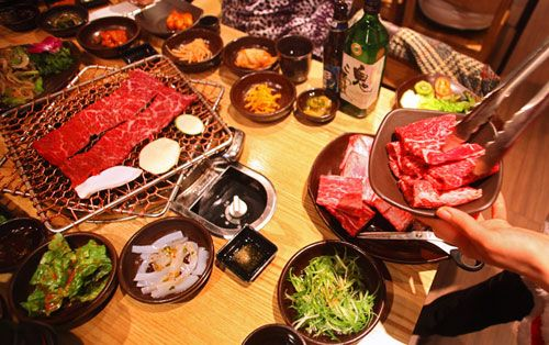The Best Korean Bbq You Can Experience In Korea Town Nyc Best Korean Bbq Korean Bbq Barbecue Restaurant