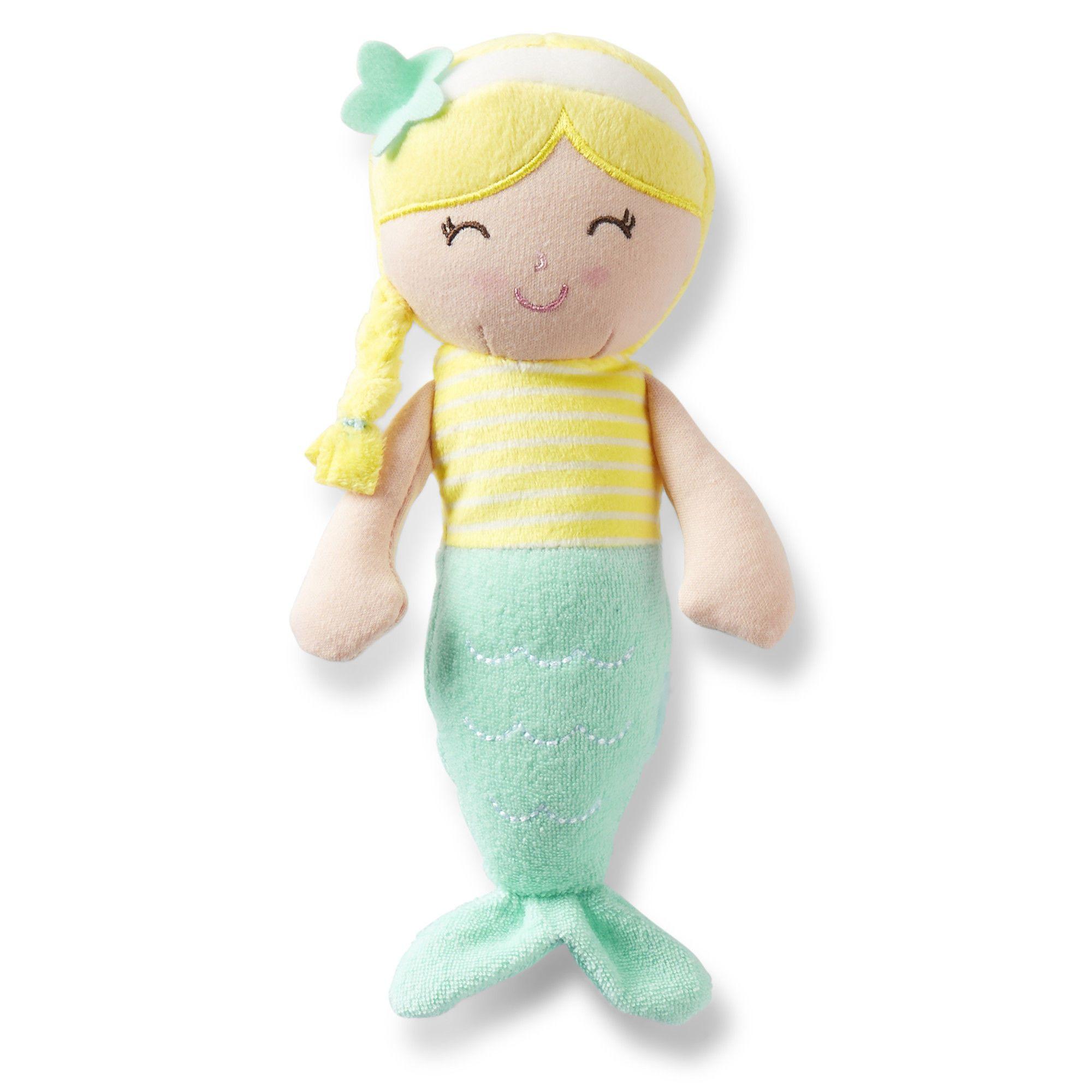 Mermaid Doll | Carter's CUTEST EVER
