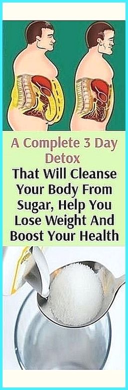 A Complete 3 Day Detox That Will Cleanse Your Body