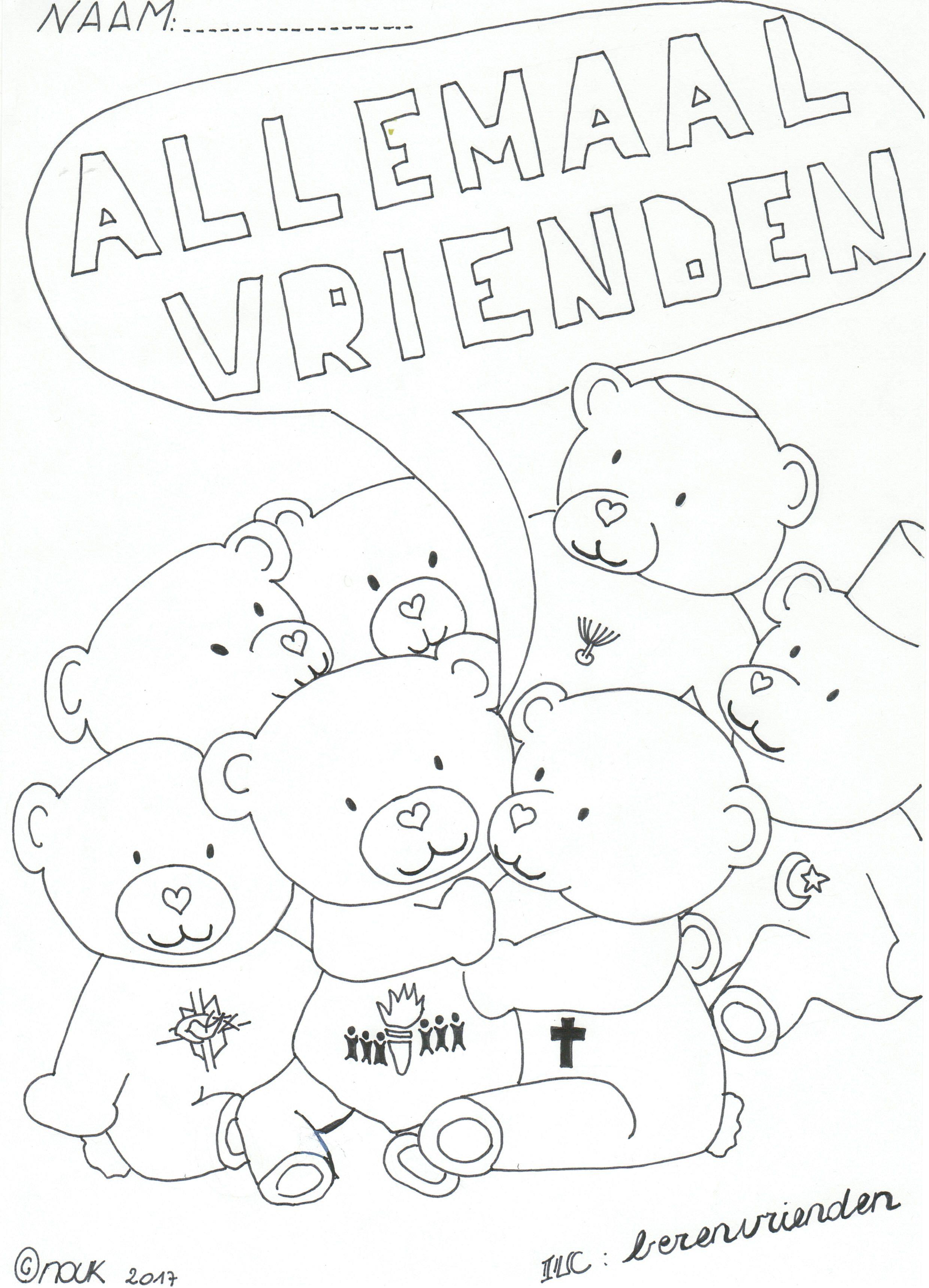 Pin Van Anouk Leys Op Zedenleer Kleurplaten Gezondheid En Fitness Kleurplaten