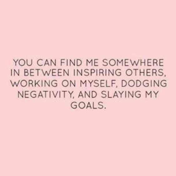 SLAYING MY GOALS!!!