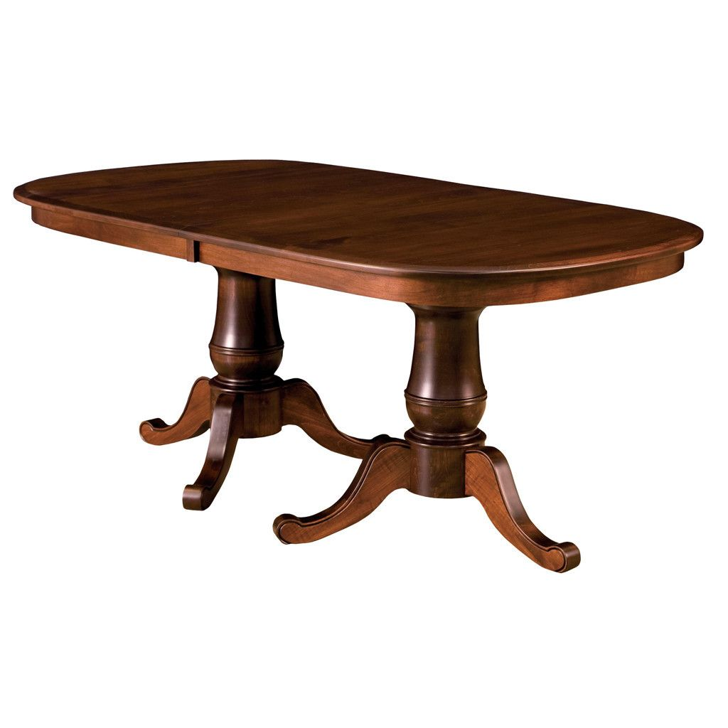 Magnificent Chancellor Double Pedestal Extension Table Large Extension Beutiful Home Inspiration Cosmmahrainfo