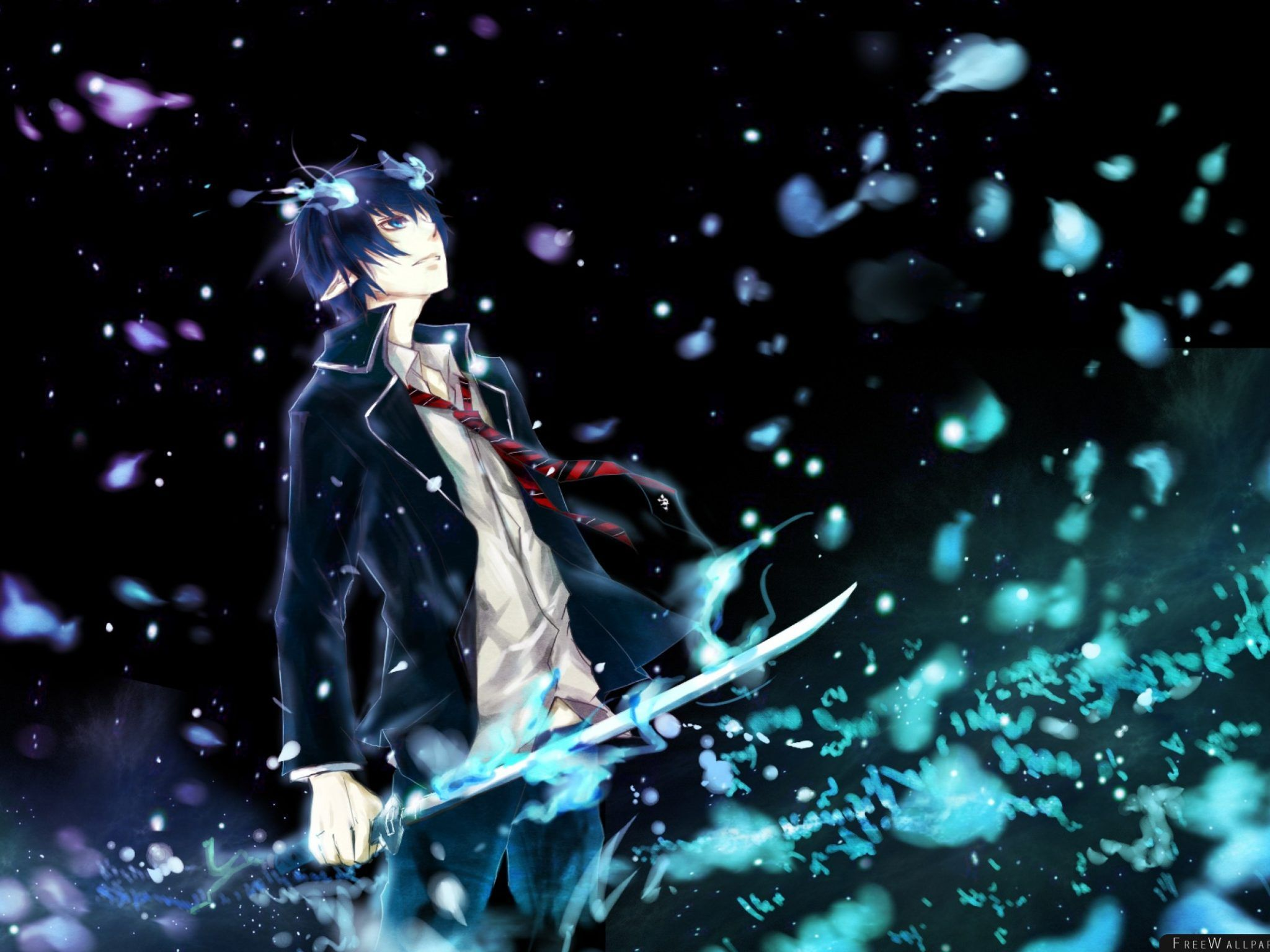 Pin By Tacumi Oga On Ao No Exorcist Blue Exorcist Ao No Exorcist Blue Exorcist Rin