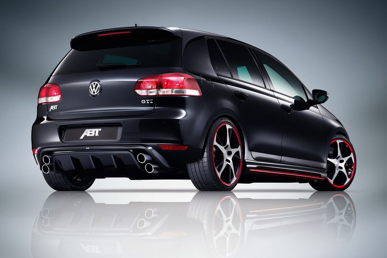 Volkswagen sex abt modifica noul vw golf gti abt modifica noul vw golf gti