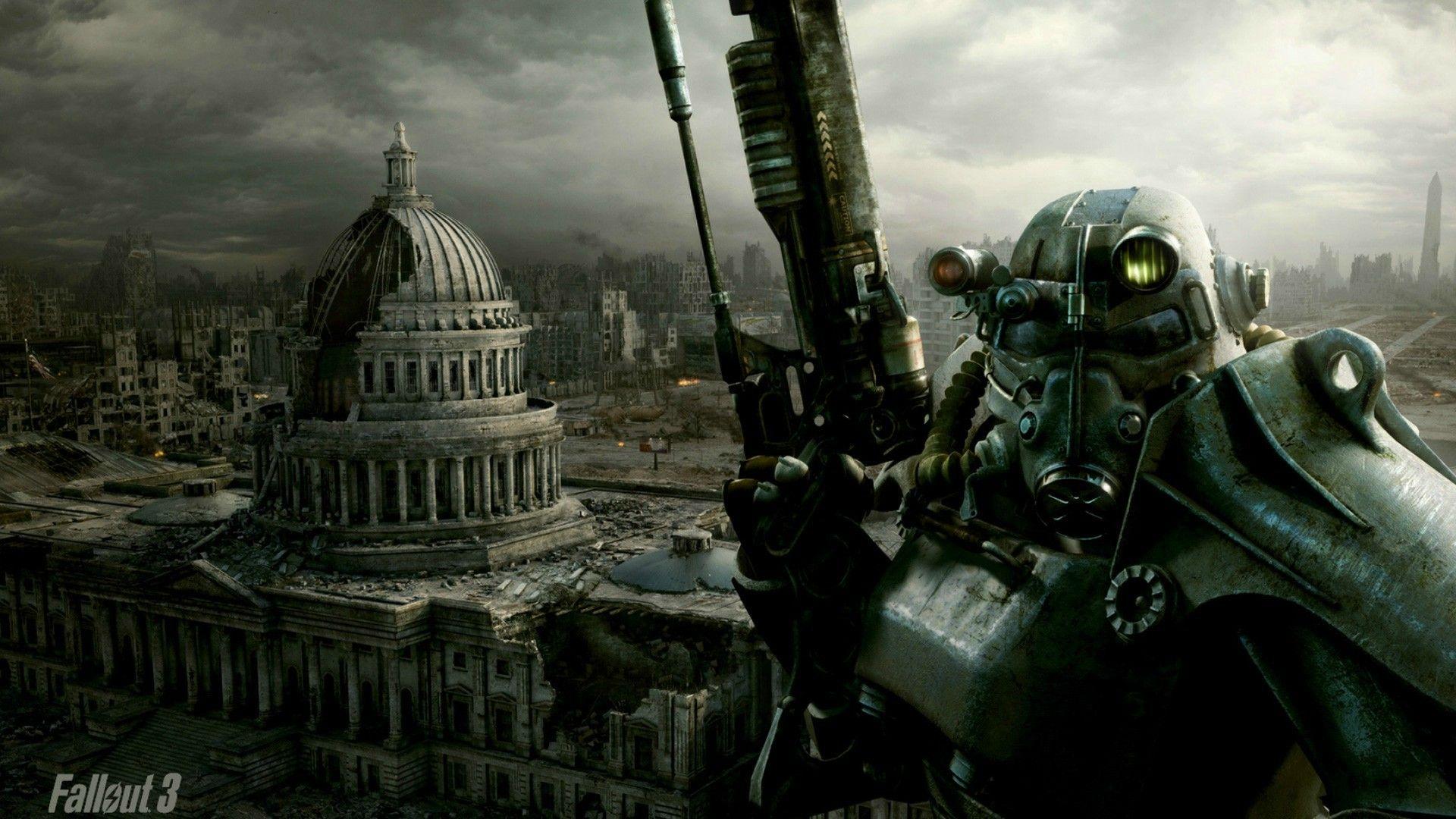 Imgur Fallout Wallpaper Fallout Art Fallout 3 Wallpaper