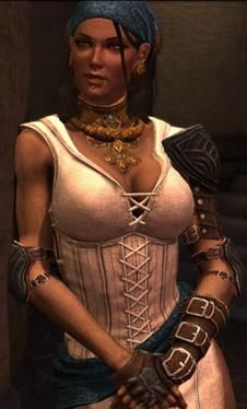 Isabella in Dragon Age 2