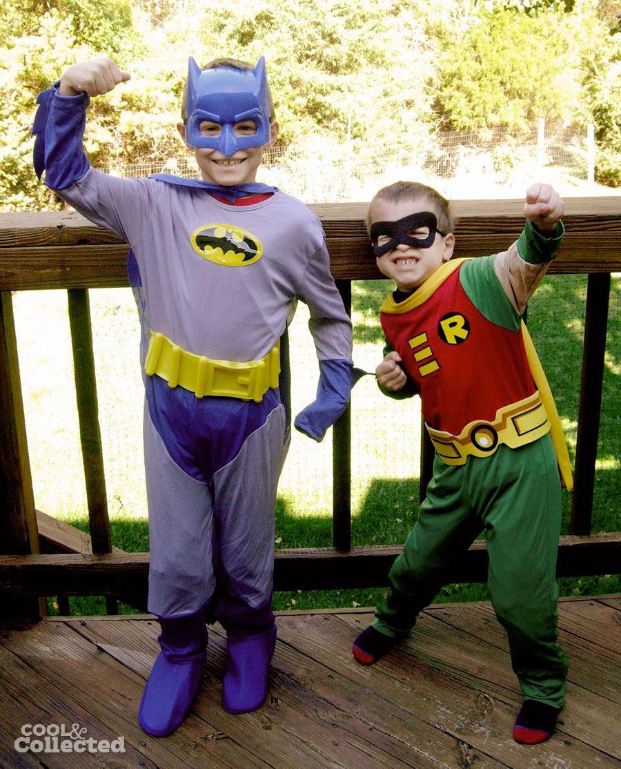 batman and robin halloween costumes | halloween costumes | pinterest