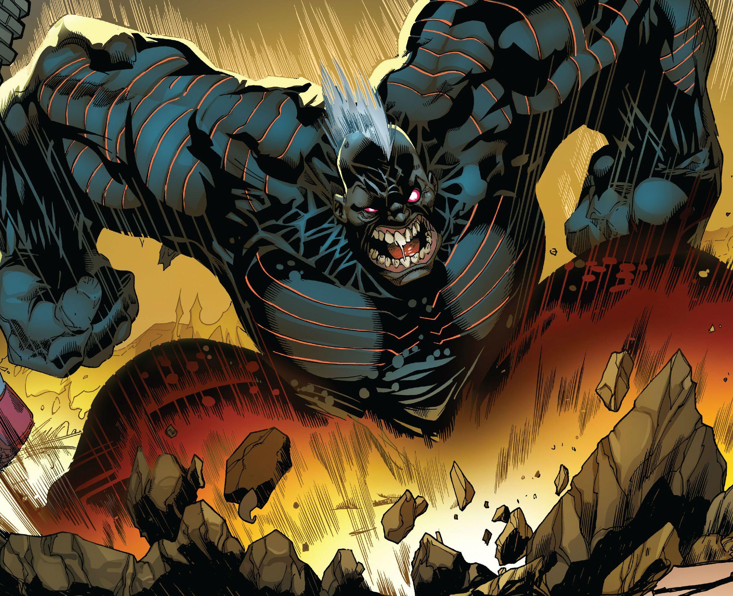 Kluh (Bruce Banner) Clone of Hulk : preview from Nova #24 ... by David  Baldeon | Marvel comics superheroes, Hulk marvel, Superhero comic
