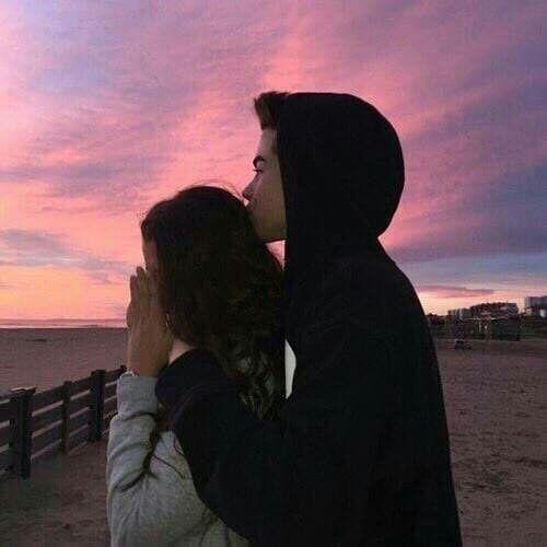 #weheartit #sunset #couple #goals #aesthetic