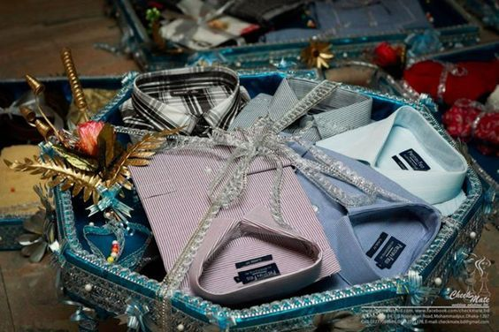 Wedding Trousseau Ideas For The Groom Shirts For The Real Man
