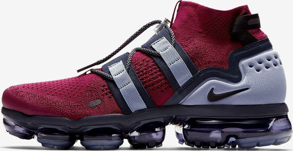 release date b4f99 0b784 eBay Sponsored) Nike Air Vapormax Utility Team Red Blue size ...