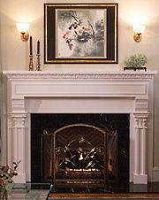 Wood Mantels For Fireplaces Fireplace Mantle Designs Pictured Above By Pinecrest Click Here