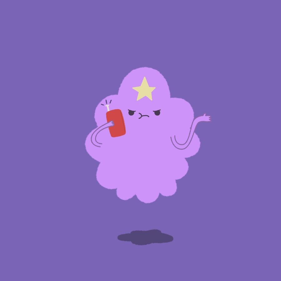 AT: Lumpy Space Princess by pronouncedyou.deviantart.com ...