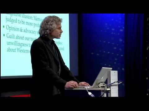▶ Steven Pinker sobre el mito de la violencia (subtitulos español) - YouTube