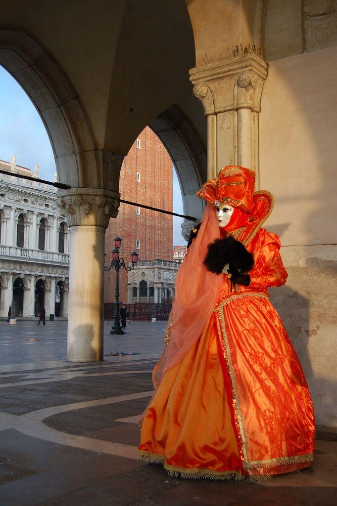 Venice Carnevale 2009 Palazzo Ducale Venice Palazzo Carnevale