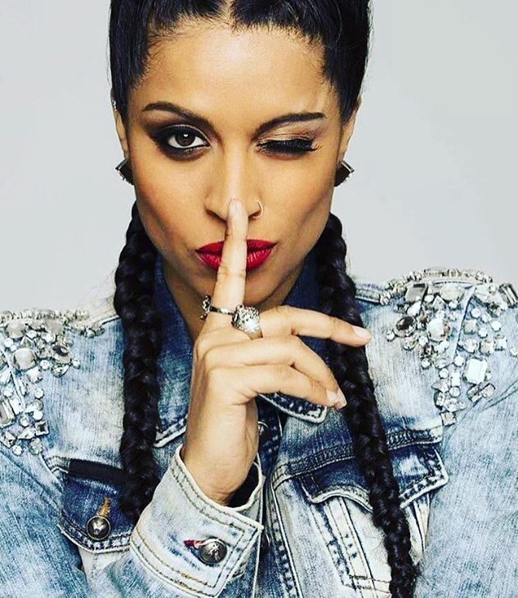 iisuperwomanii wearing #PhilippPlein embellished jacket ...