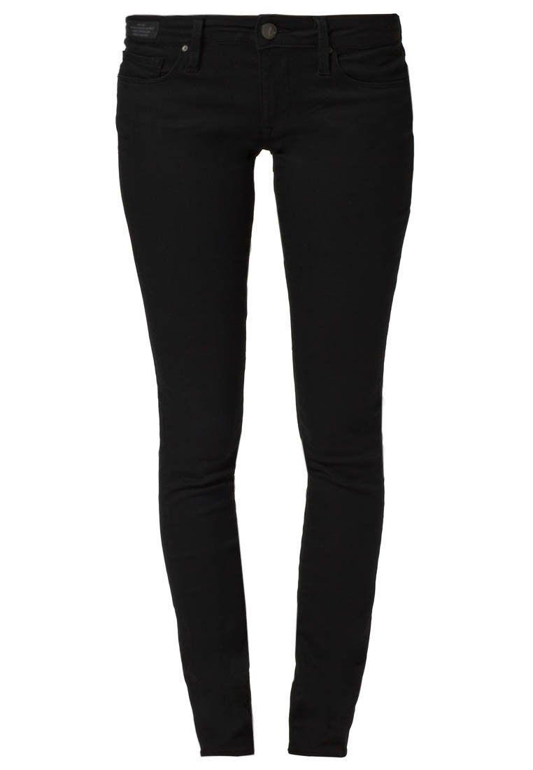 977f0b72d61b Mavi SERENA - Jeans Slim Fit - black - Zalando.de