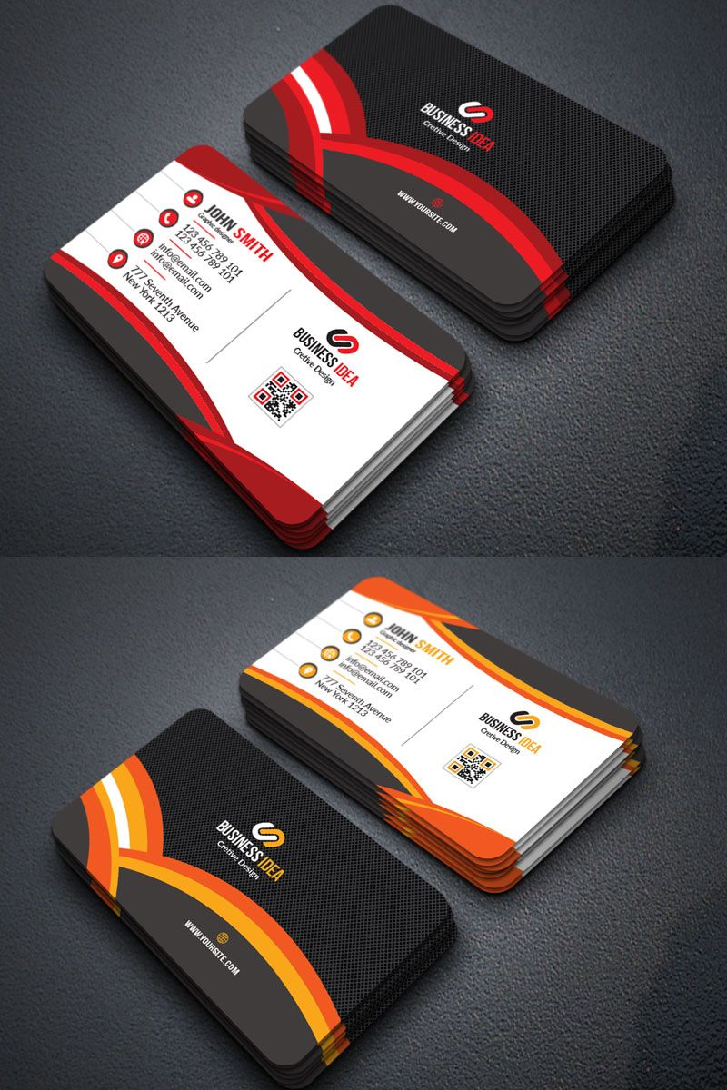 High Quality Business Card Corporate Identity Template 98496 Ad In 2020 High Quality Business Cards Business Cards Corporate Identity Business Card Template Design