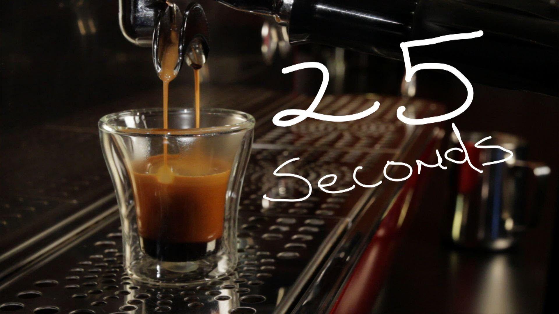 Quick Tip Golden Rule of Espresso Brewing Best espresso