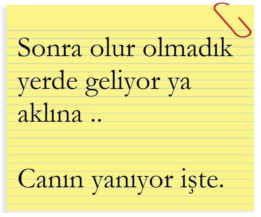 Ayrilik Sozleri Resimli Ayrilik Mesajlari Kuaza Turkish Quotes Words Quotes