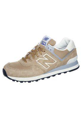 zapatillas new balance beige
