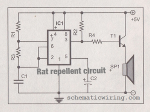 on rat schematic