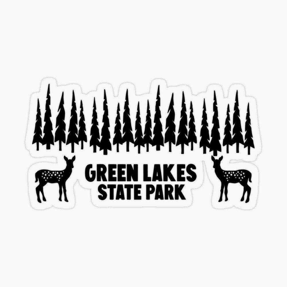 'Green Lakes State Park New York State Park Wildlife