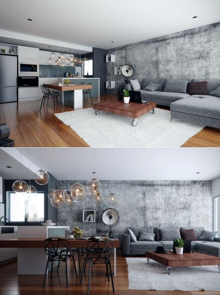 48 Creative Studio Apartment Design Ideas Unique Interior Styles Adorable Apartment Decoration Creative