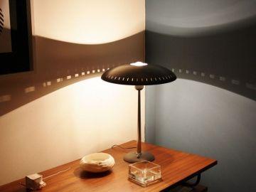 Lampe De Bureau Kalff Vintage S Eclairer Vintage Lamps Pinterest