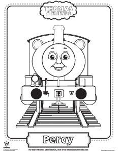 Thomas The Train Percy Coloring Pages Free Coloring Pages Train Coloring Pages Thomas And Friends Thomas The Train Birthday Party