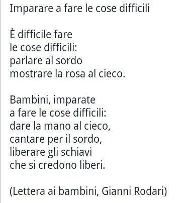 Gianni Rodari Aforismi Cerca Con Google Citazioni