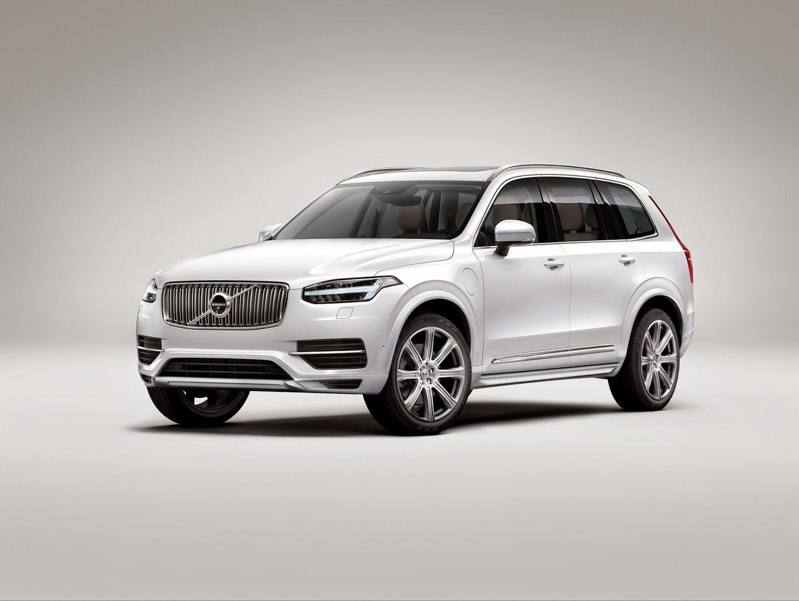 2016 Volvo XC90 Volvo xc90, Hybrid car, Volvo xc