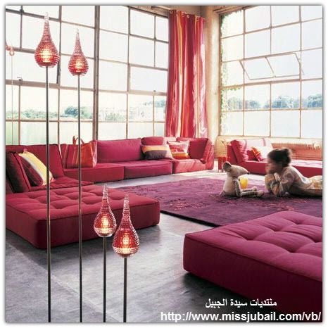 Traditional Arabic Style Seating  Interior Furniture