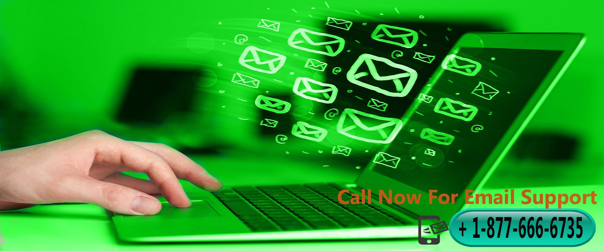 Contact us today by dialing our Outlook Support toll free