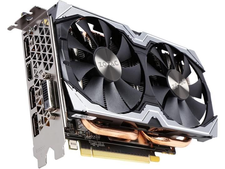 Zotac Geforce Gtx 1070 Mini Zt P10700g 10m 8gb Gddr5 Graphic Card 8gb Ebay