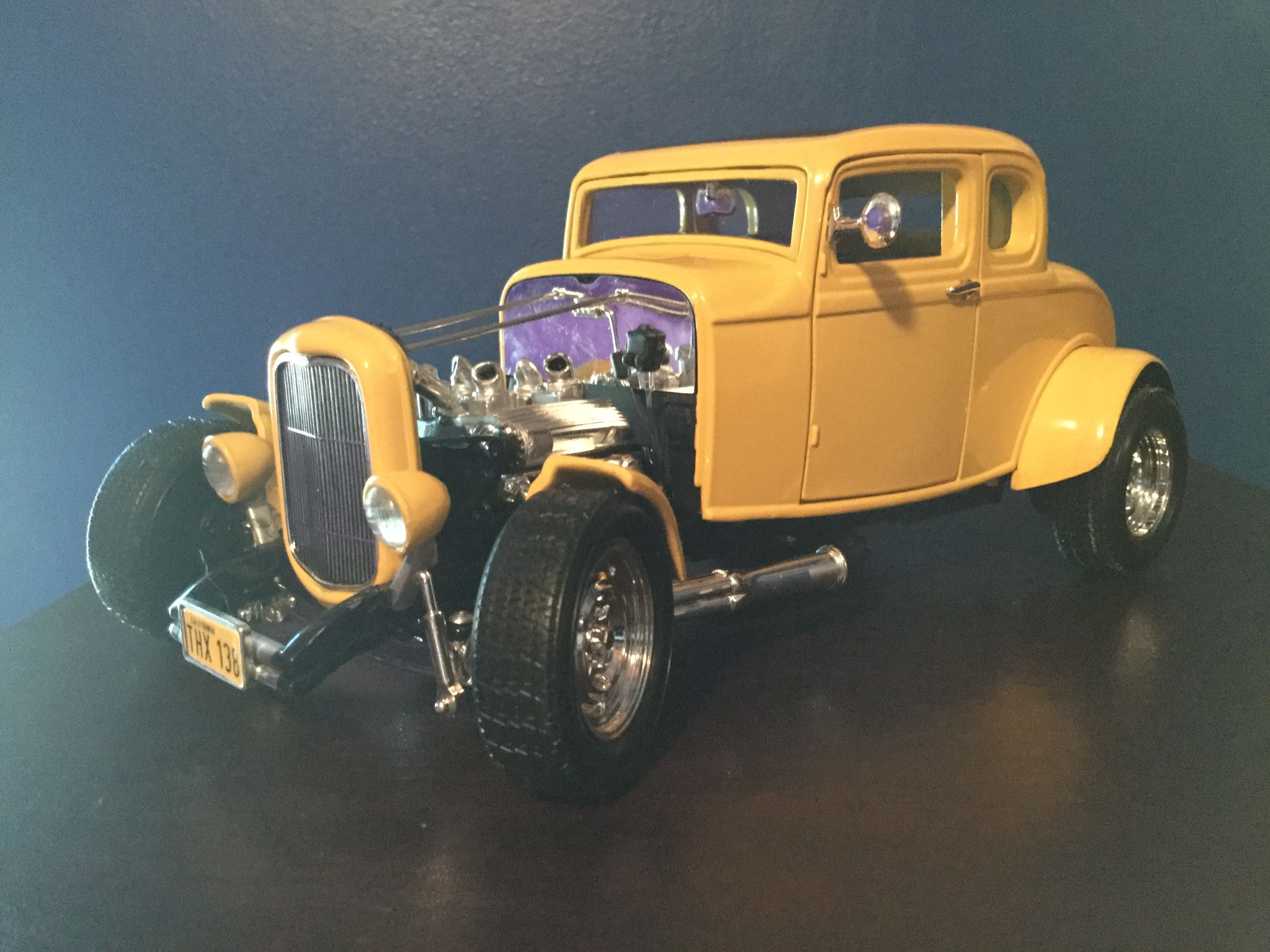 American Graffiti The Yellow Deuce With Images American