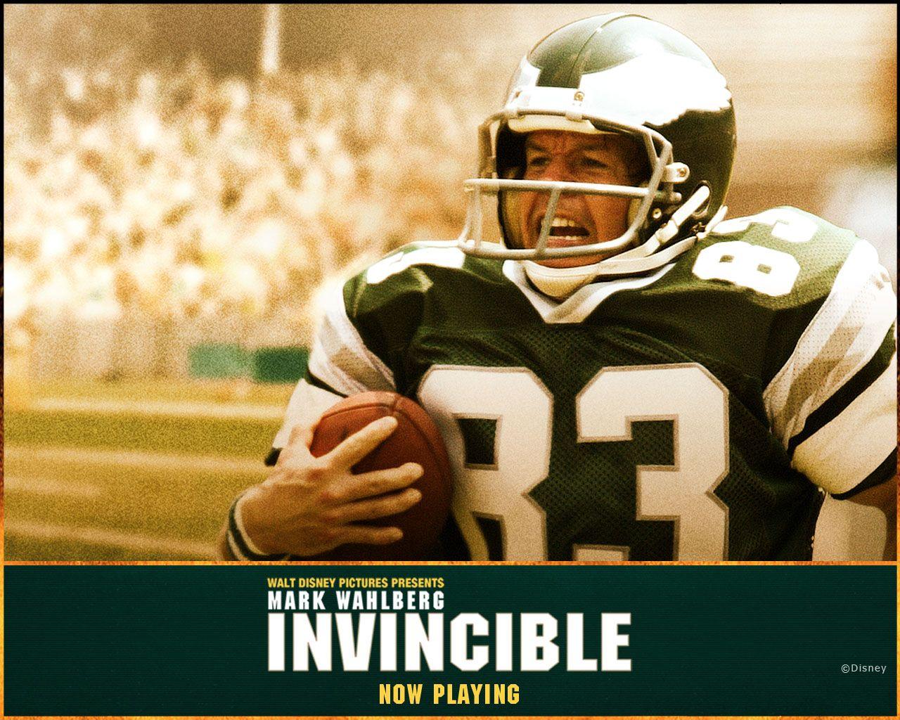 Invincible 2006 Mike Movie Invincible Movie Mark Wahlberg