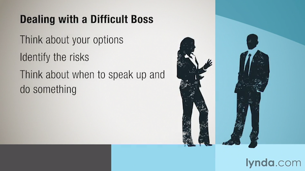 how to deal with bad supervisors